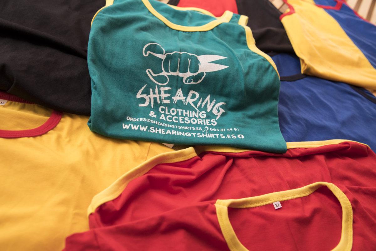 ShearingTShirts camisetas todas